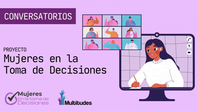Conversatorios Proyecto Mujeres
