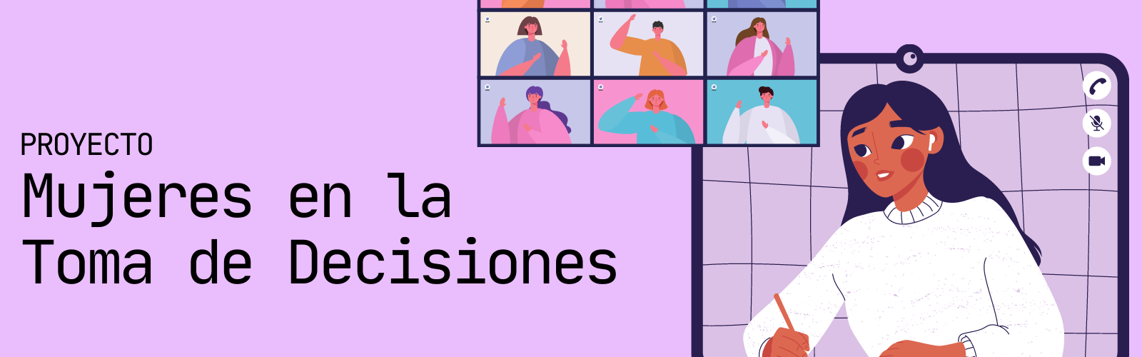 Conversatorio Proyecto Mujeres